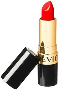 Revlon Super Lustrous Lipstick Creme in Love Red for dark lips