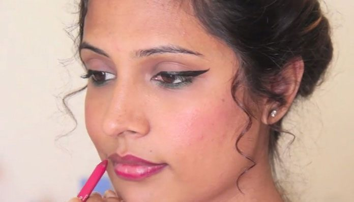 How to Apply Lipstick on Dark Lips Perfectly with Video