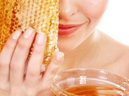 benefits of honey for skin, face and lips