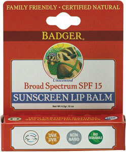 Best SPF 15 Sunscreen Face and Skin Care Product