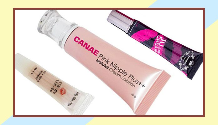 best nipple lightening creams