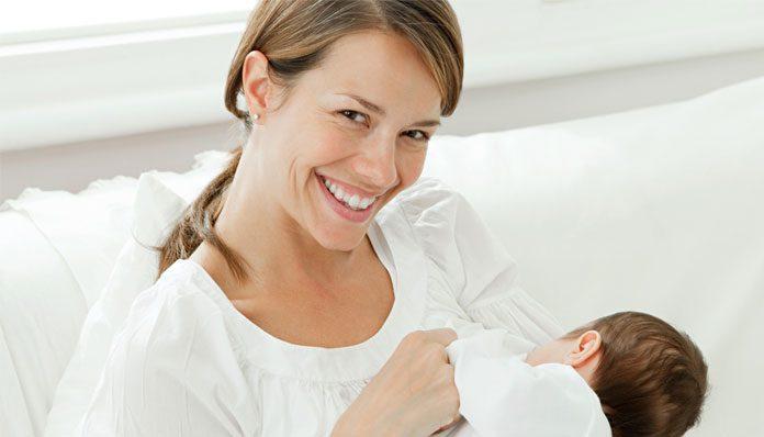 Hairy areola breatfeeding
