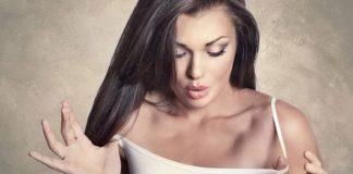 what causes dark nipples