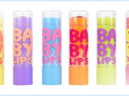Best Maybelline New York Baby Lips Moisturizing Lip Balm