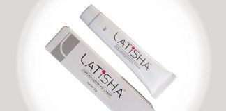 Latisha or Laetitia Dark Lips Cream