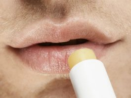 tips for men's lip care to get smooth lips
