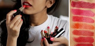 Best Red Lipstick 2016