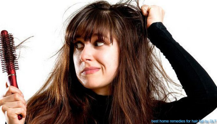 best home remedies for hair fall
