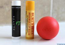 10 best lip balms or chapsticks