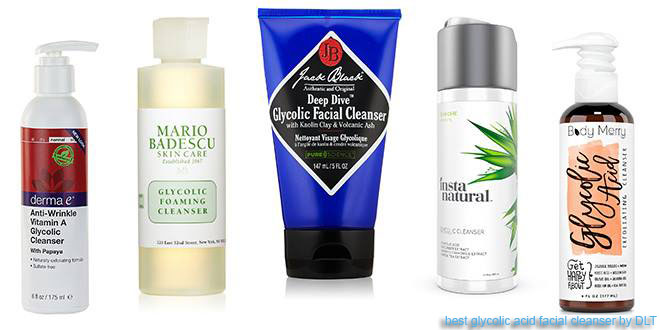 Facial Cleansers With Glycolic Acid 29