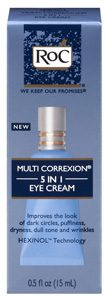 best eye cream for dark circles and puffiness