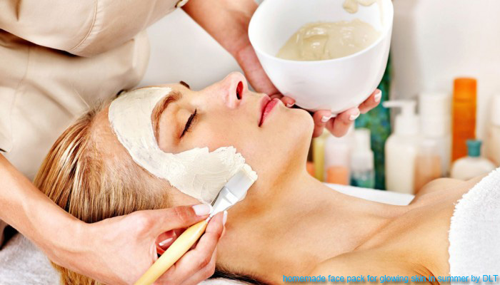 best homemade face pack for glowing skin in summer dlt beauty rh darklipstips com home facebook home face mask