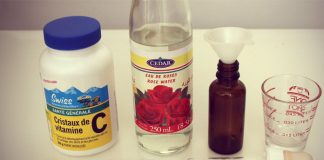 how to make homemade vitamin c serum