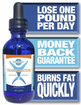 Transformation Weight Loss Drops by BSkinny Global