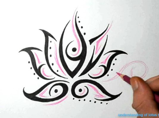understanding of lotus tattoos