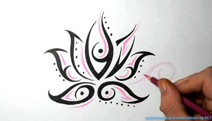 understanding of lotus tattoos