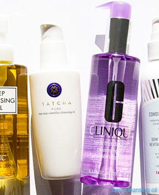 best cleansing oil for acne prone skin