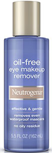 best eye makeup remover for waterproof mascara