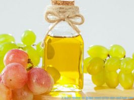 a quick review on grape seed oil for skin and hair care
