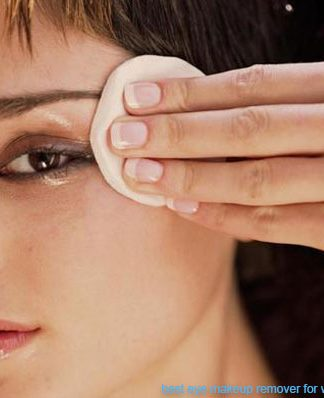 best eye makeup remover for waterproof mascara