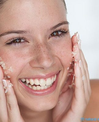 10 Natural Ways To Exfoliate Your Skin Perfectly