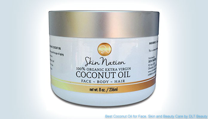 10 Best Coconut Oil for Face, Skin and Beauty Care - DLT ...