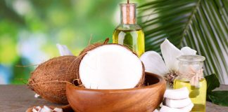 how to use coconut oil for face and skin care