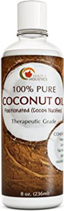 best coconut oil for face, skin and beauty care