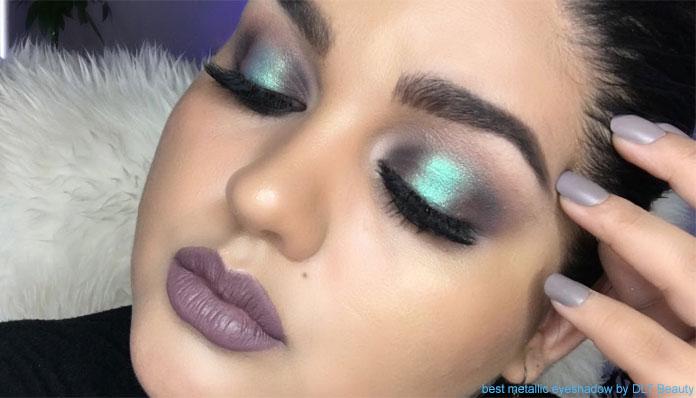 Best Metallic Eyeshadow In 2018 Top 10 Picks Dlt Beauty