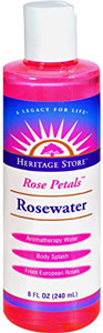 How to Use Rose Water to Heal Dry Skin