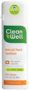 non-alcohol hand sanitizer gel