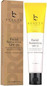 best natural sunscreen for sensitive skin