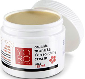 best Manuka honey face cream